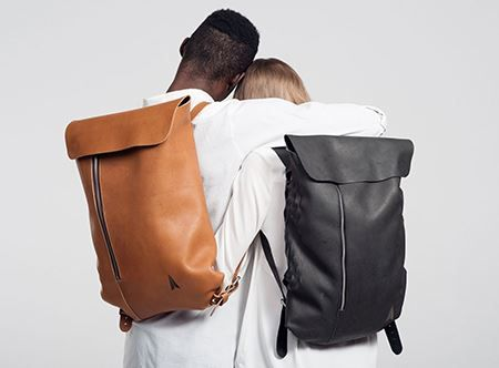 Picture for category Leather backpacks